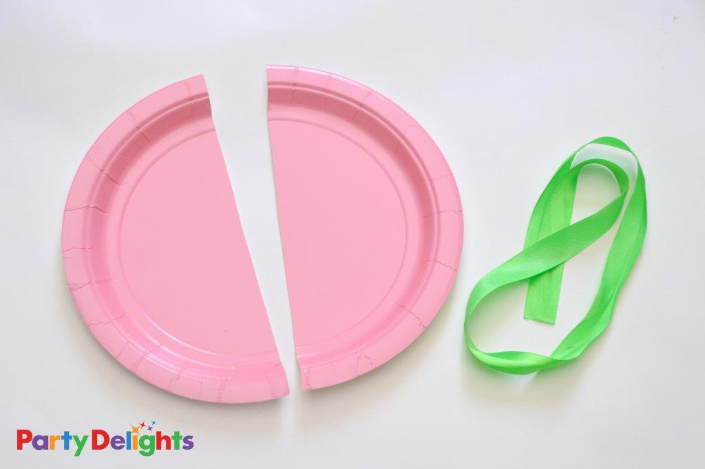 Paper Plate Easter Basket Crafts for Preschoolers