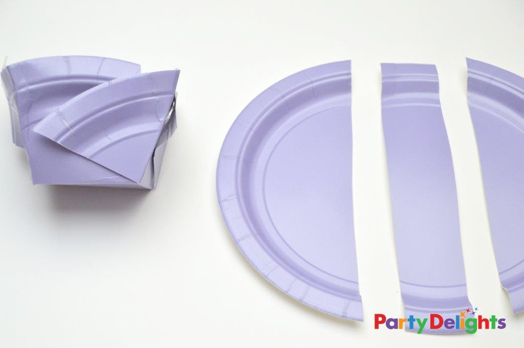 Paper Plate Crafts Step 3