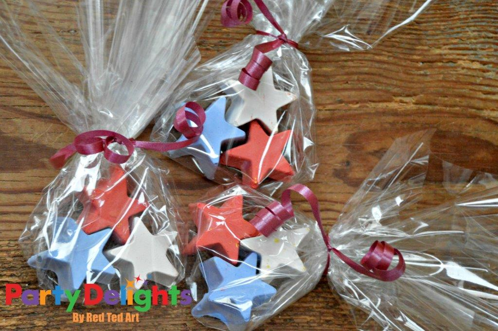 4th of July Party Favours