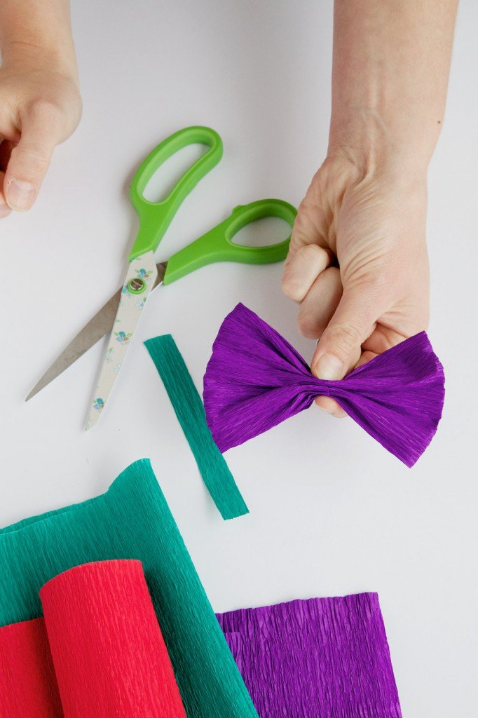 How To Fold A Paper Bow Tie