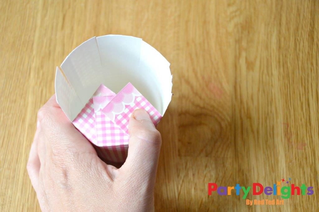 Party Favours Boxes DIY