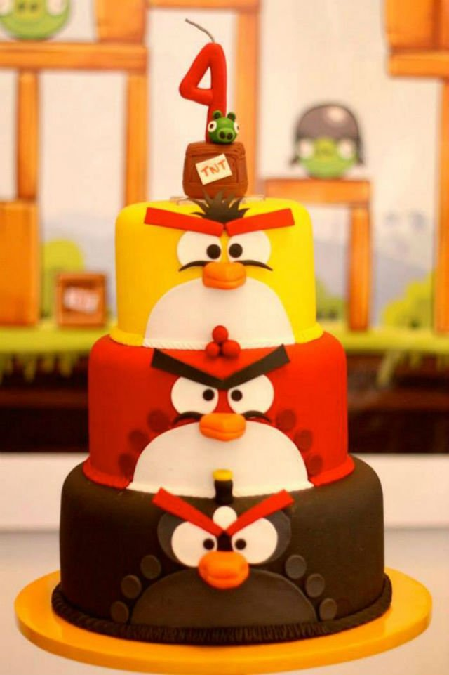 How To Throw An Awesome Angry Birds Party Party Delights