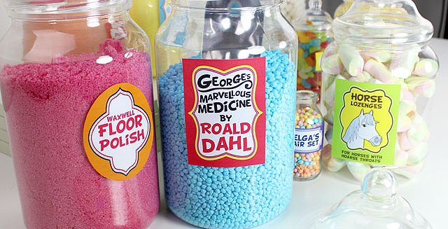 George's Marvellous Medicine Party