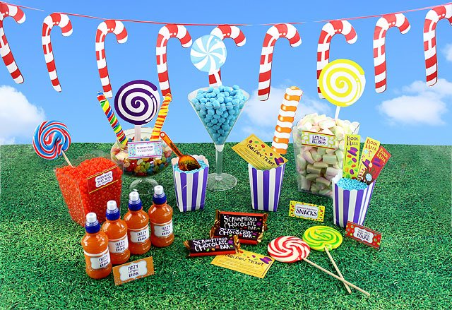 Charlie and the Chocolate Factory Party | Party Delights Blog