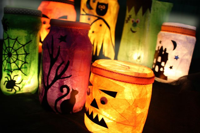 Diy halloween decorations - Party Crafts Party Delights Blog
