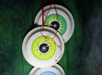 Eyeball decorations
