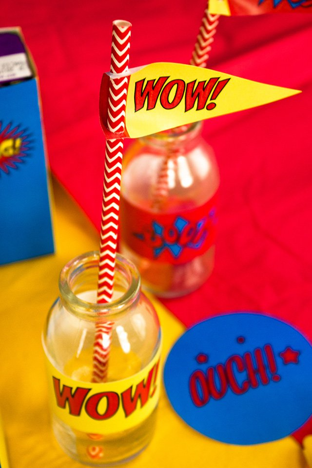How to Throw a Superhero Party on a Budget - Superhero Party Ideas