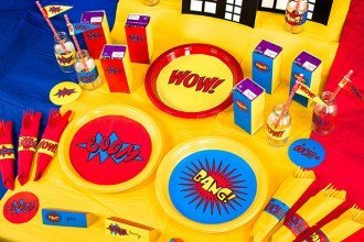How to Throw a Superhero Party on a Budget