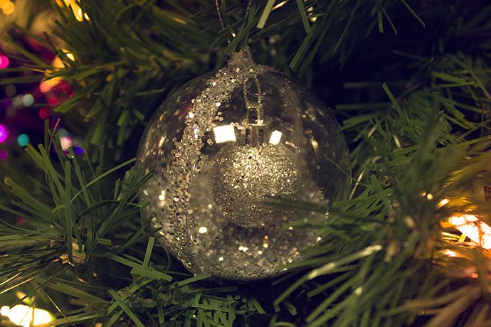 Make Your Own Christmas Pudding Bauble Party Delights Blog