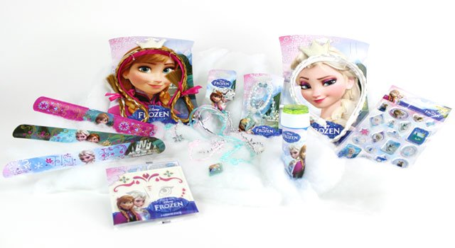 Frozen Party Bag Fillers
