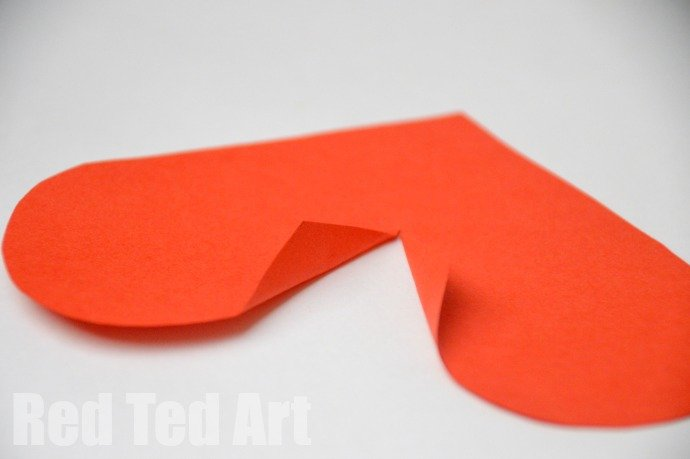 Paper Heart How To
