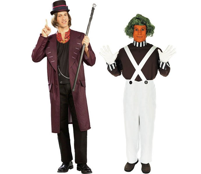 Charlie and the Chocolate Factory World Book Day Costumes for Teachers