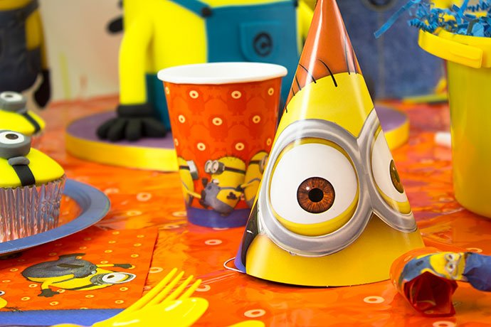 Minion Party Ideas - Minion Party Hats