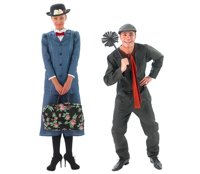 Mary Poppins World Book Day Costumes for Teachers