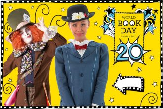 Best World Book Day Costumes for Teachers 2017
