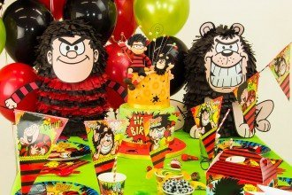 Dennis the Menace Party Ideas