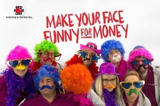 Red Nose Day Fundraising Ideas 2015