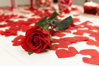 Valentine's Day Table Decorating Ideas