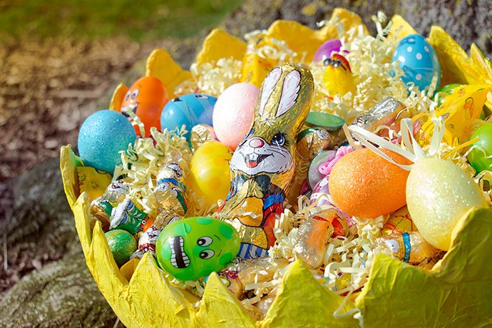 How to do an Easter egg hunt - Easter egg hunt ideas for kids