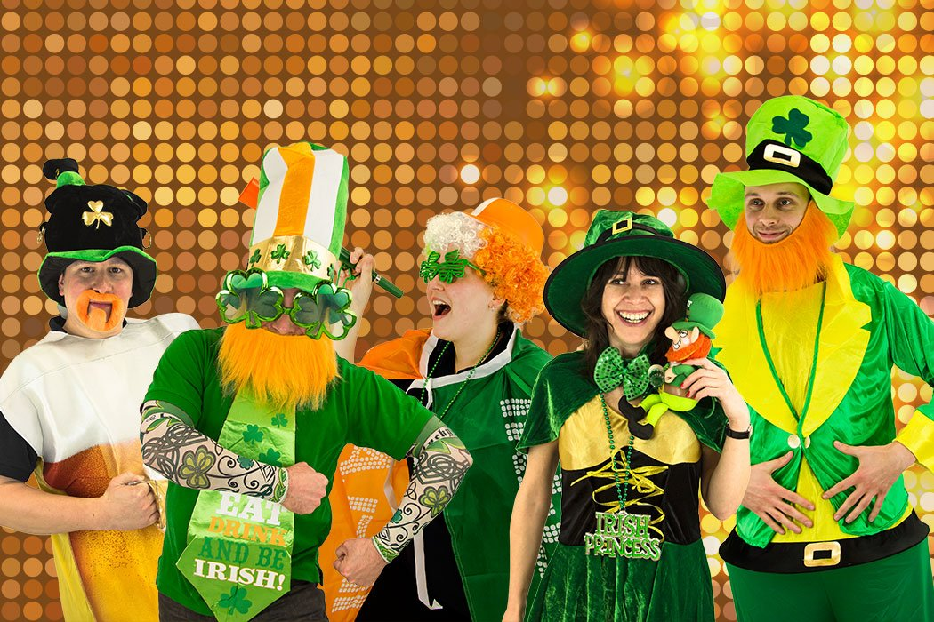 St Patrick's Day Fancy Dress