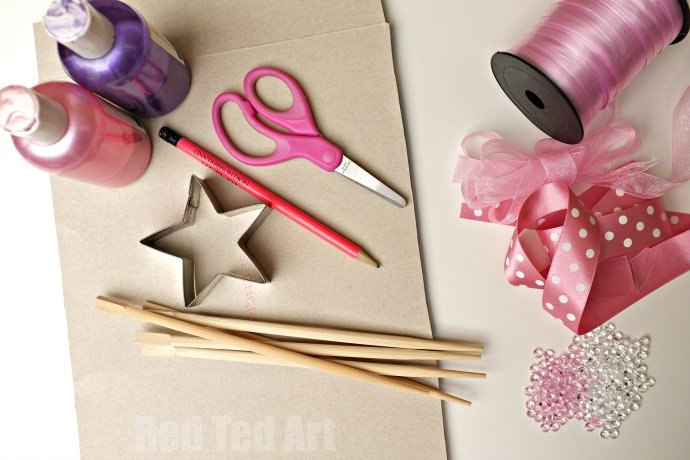 Princess Crafts - Make Your Own Wand