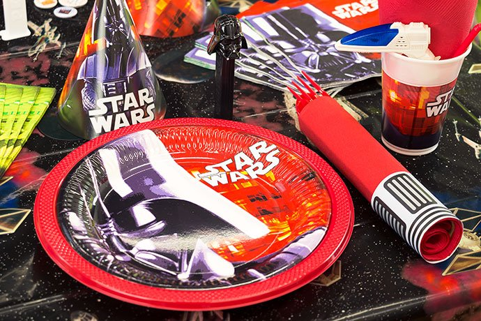 May the Fourth Star Wars Tableware