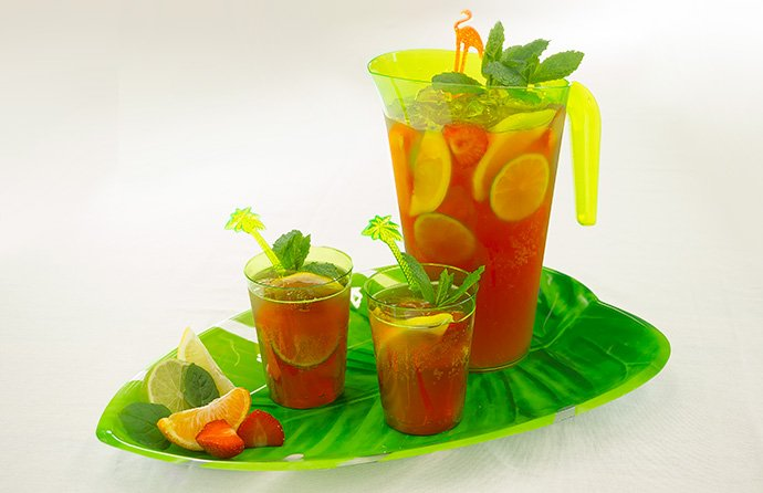 Pimms for a Wimbledon Tennis Party