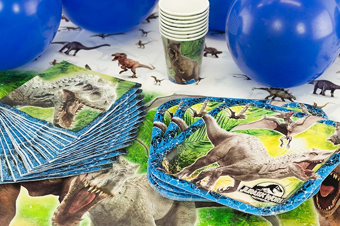 Jurassic World Party Pack