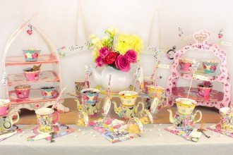Unusual Cake Stands for Tea Parties and Weddings