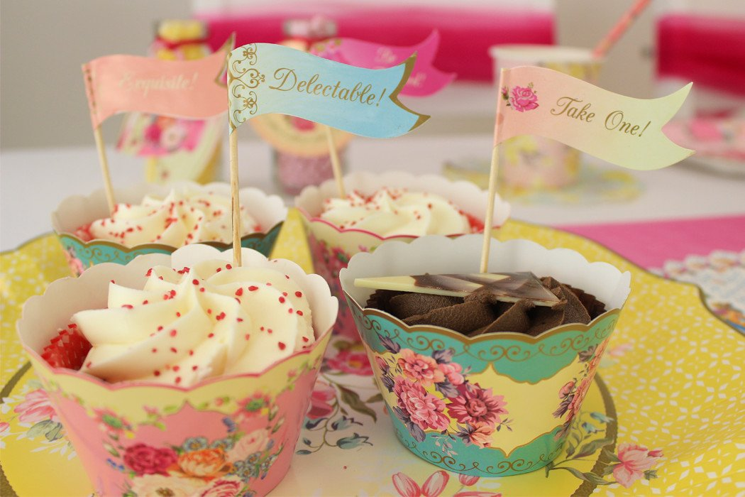 Ideas for National Cupcake Week 2015