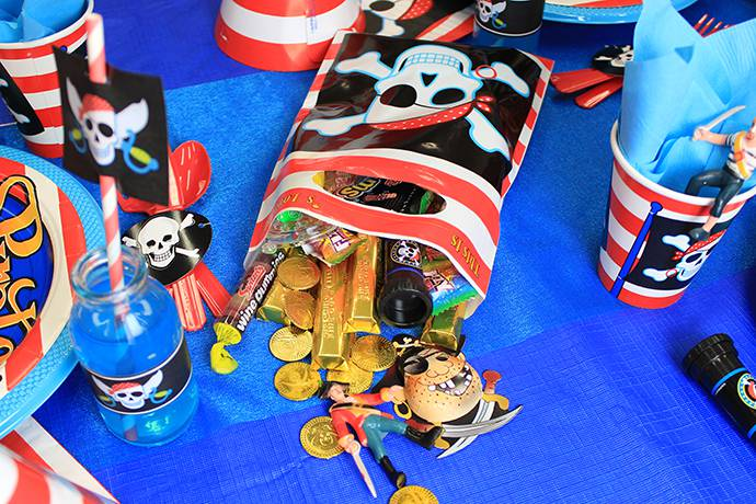 Pirate Party Bags for Kids