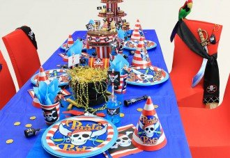 Pirate Party Ideas for 4 Year Olds