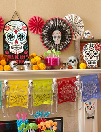 Day of the Dead Decorations