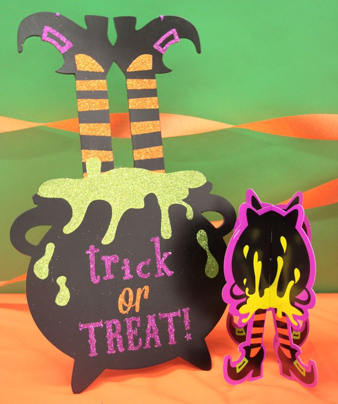 Witch Halloween Decorations