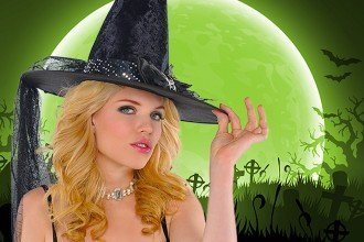 Cheap Witch Costume Ideas