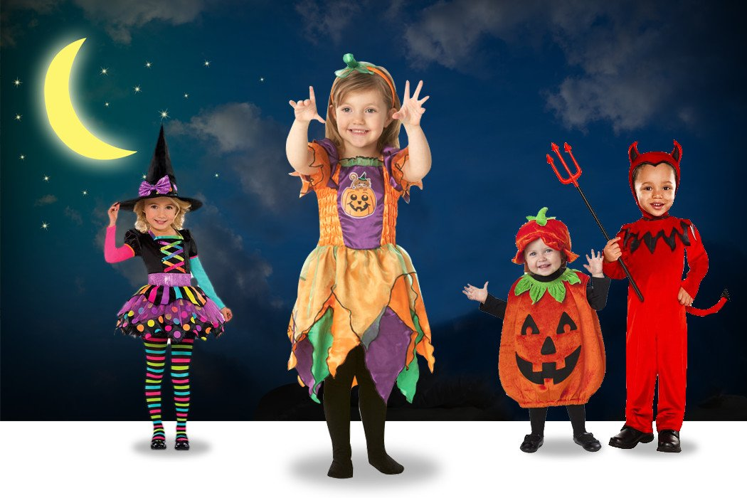 7 Cute Halloween Costumes for Toddlers | Party Delights Blog