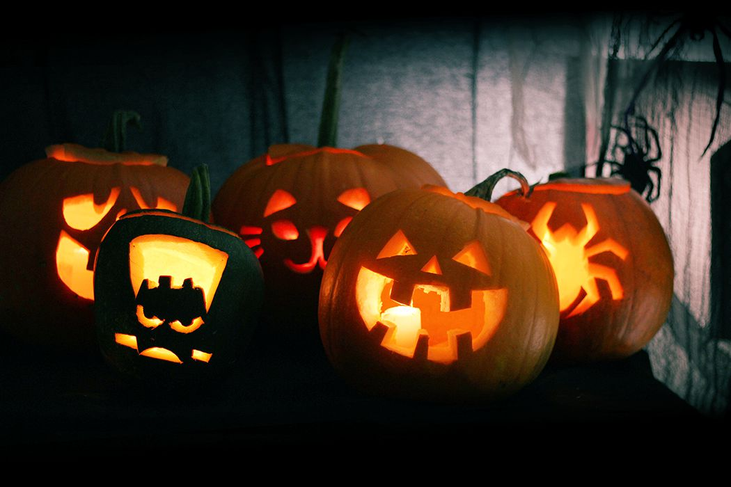 Easy Pumpkin Carving Ideas Free Stencils Party