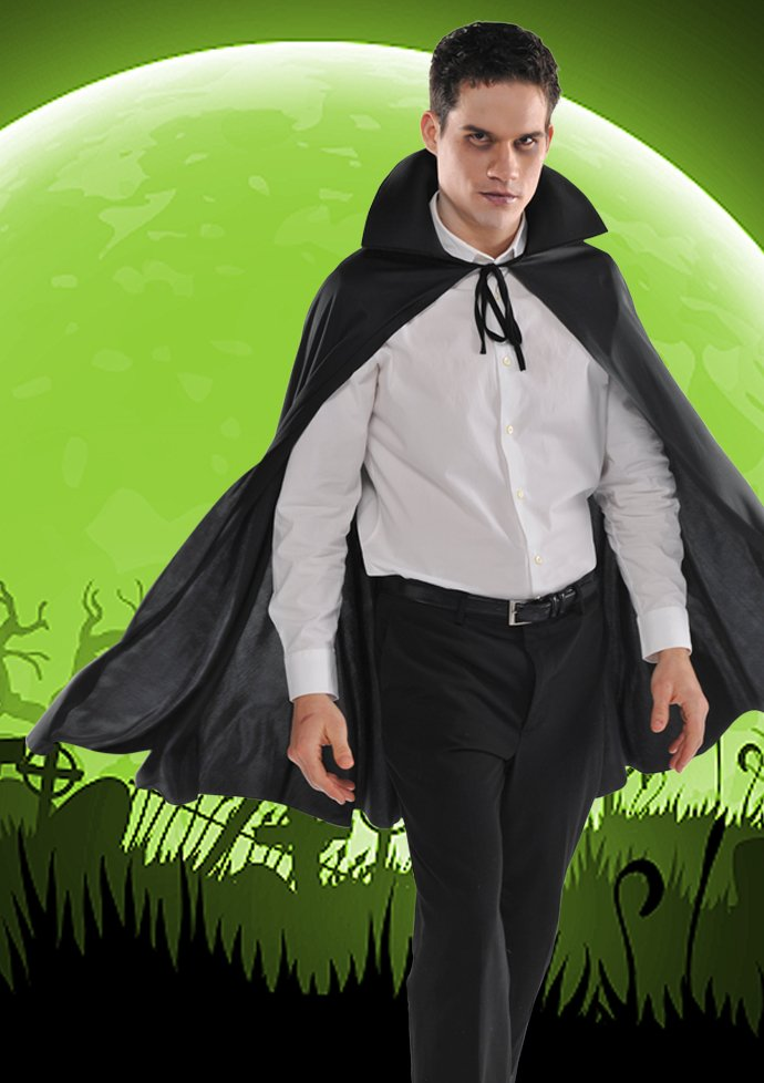 Cheap V&ire Cape  sc 1 st  Party Delights Blog & 4 Cheap Vampire Costume Ideas | Party Delights Blog