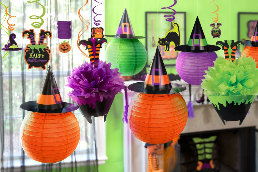 Spooky Cute Kids Halloween Party Ideas Party Delights Blog - Scary Halloween Party Decorations