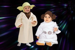 Cute Star Wars Costumes for Babies