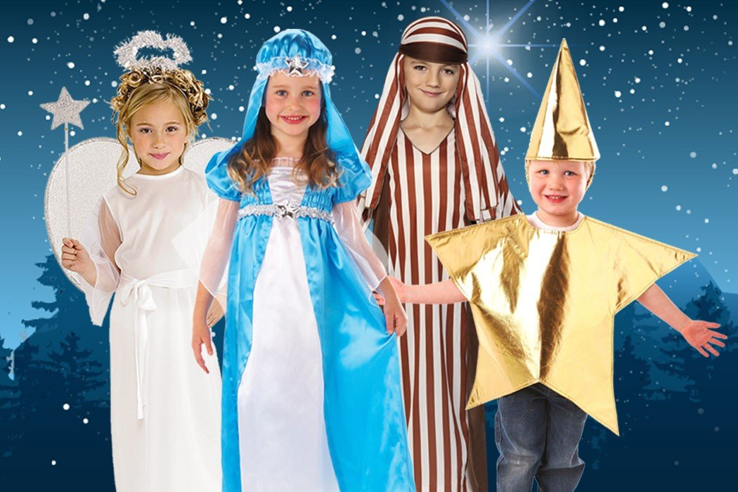 Best Cheap Nativity Costumes For Kids