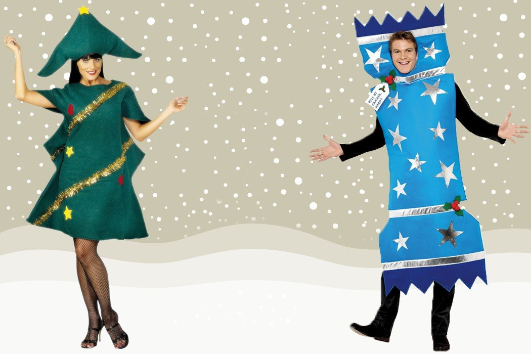 Funny Christmas Party Ideas Part - 31: Funny Christmas Fancy Dress Ideas