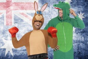 What to Wear to an Australian Fancy Dress Party