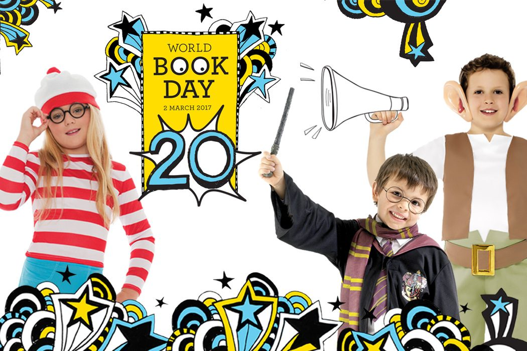 Book Character Costume Ideas for World Book Day