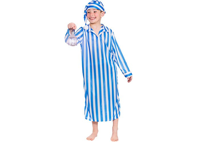 Wee Willie Winkie Costume