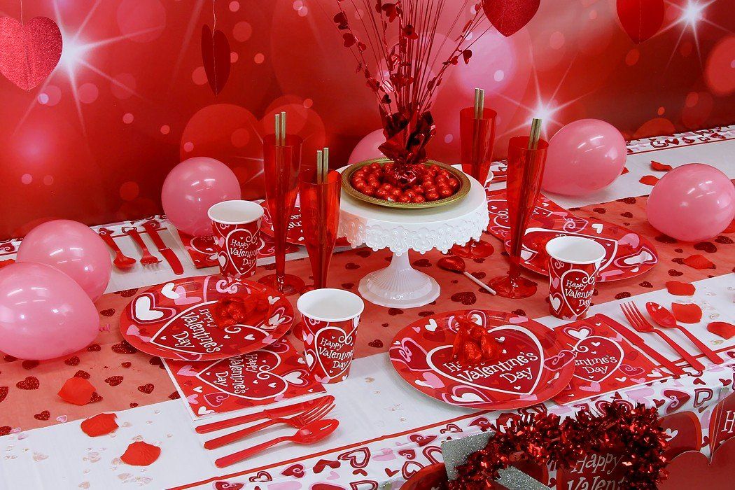 Cute Valentine's Day Party Ideas