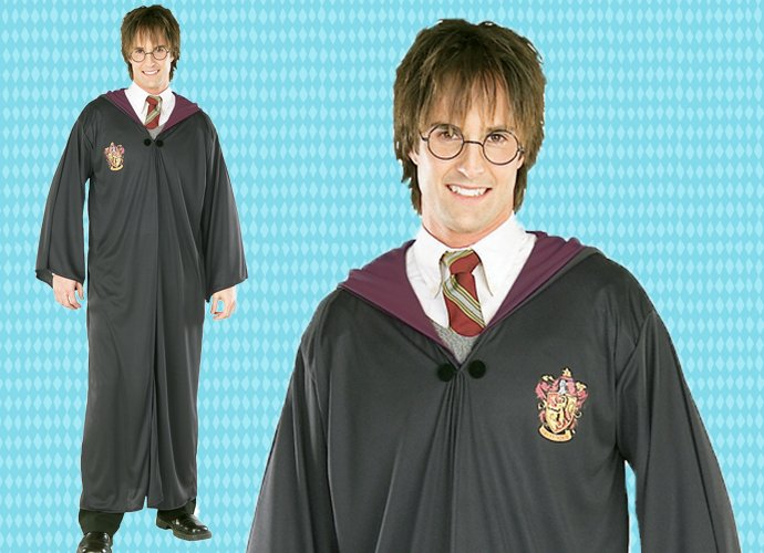 Harry Potter Book Character Costume for Teachers