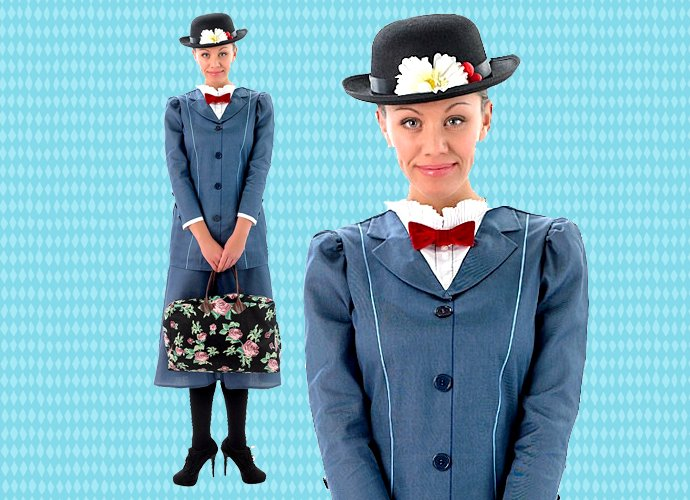 Mary Poppins Teachers Book Character Costume