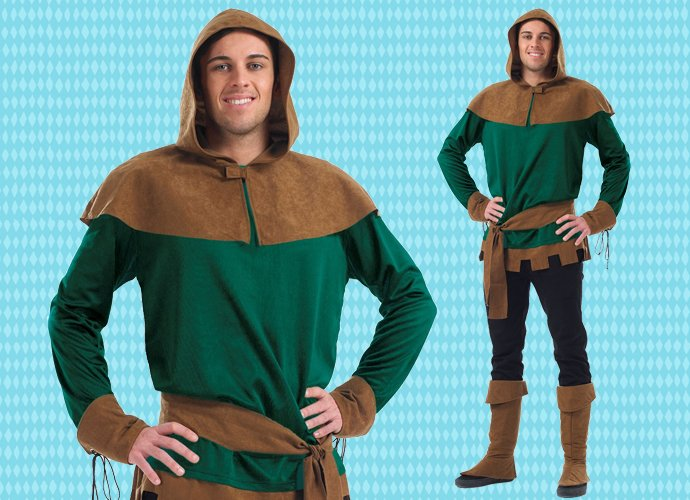 Robin Hood Costume for Teachers