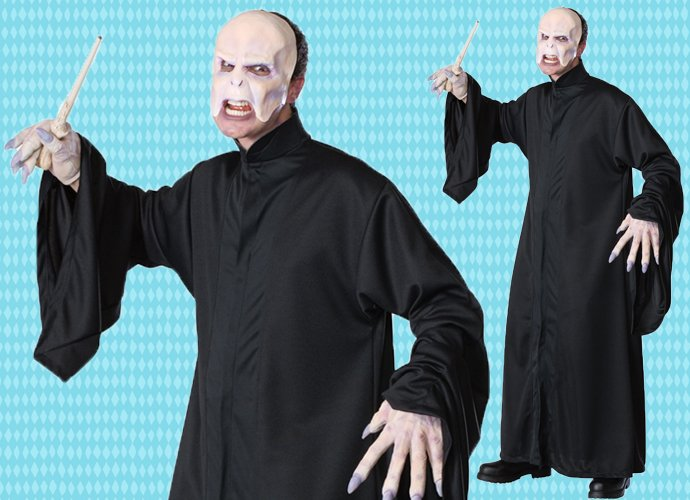Voldemort World Book Day Costume for Teachers